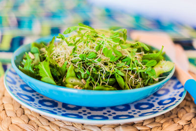 Super Sprout Salad