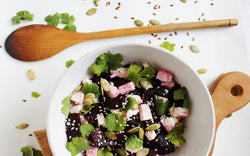 Beetroot Power Salad