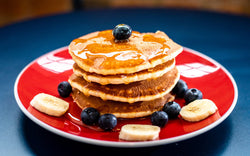 Happy Weight Protein Pancakes