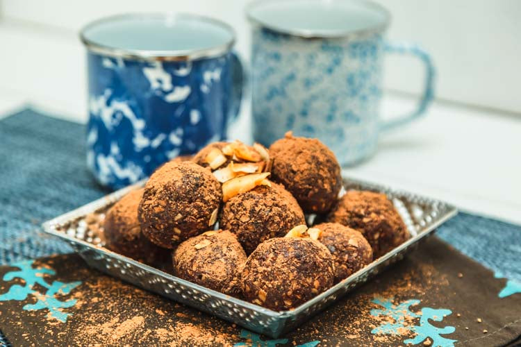 The World's Quickest Energy Balls!