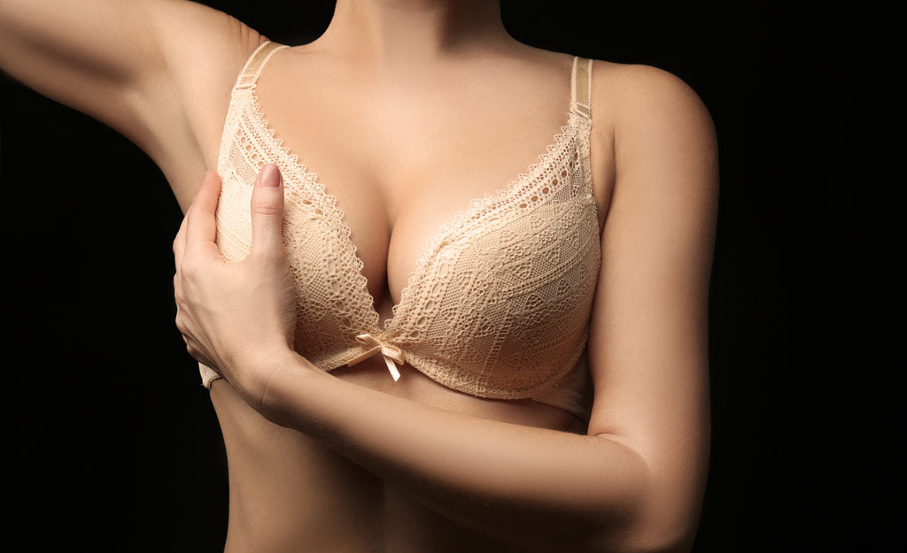 Are Tender Breasts Bothering You Each Month?