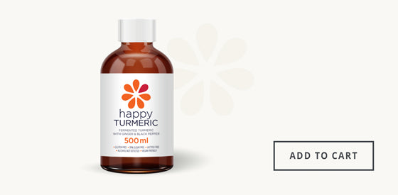 Happy Turmeric - Add to Cart