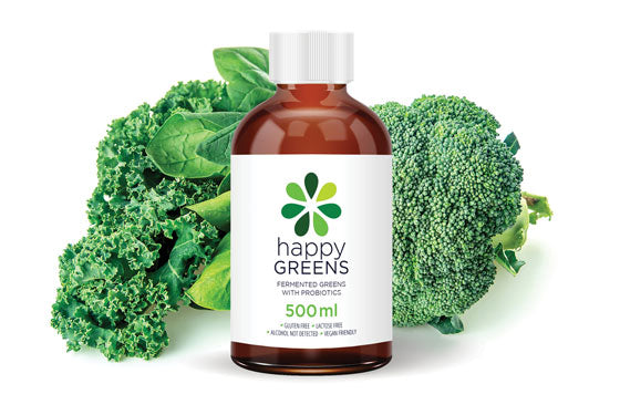 Happy Greens - health in a glass