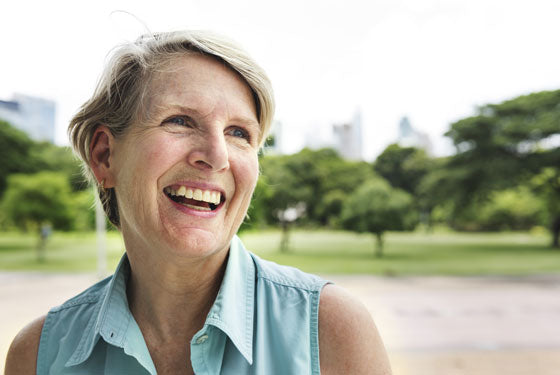 Positive changes in menopause