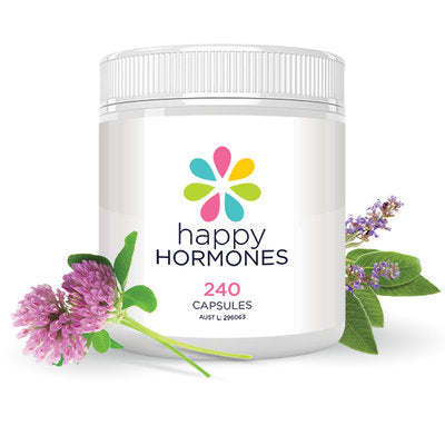 Happy Hormones Capsules 240
