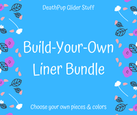 Build-Your-Own Cage Liner Bundle (Guinea Pig/Hedgehog) - DeathPup Glider Stuff