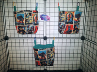 Cotton/Fleece Pouches - Ready-to-Ship - DeathPup Glider Stuff
