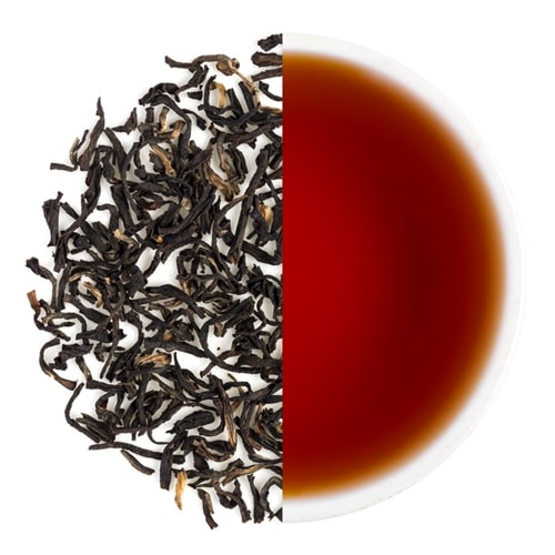 Assam (TGFOP1) - Organic Black Tea from India Tandem Tea Company
