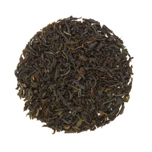 English Breakfast - Organic Black Tea Blend Tandem Tea Company Leaves
