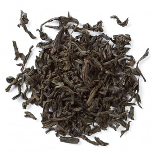 Lapsang Souchong - Black Tea from China Tandem Tea Company Leaves