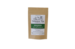 Houjicha - Roasted Green Loose Leaf Tea from Japan