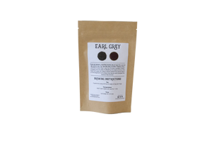 Earl Grey - Organic Black Tea Tandem Tea Company Packaging