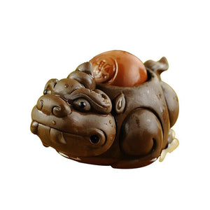 Lucky Dragon Tea Pet