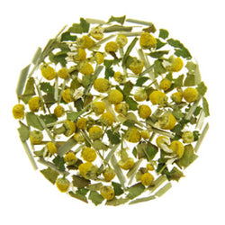 Calming Chamomile - Organic Herbal Tea with Chamomile, Lemongrass, Lemon Verbena, and Spearmint