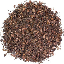 Chocolate Pu'Erh - Loose Leaf Dark Tea with Cocoa Nibs