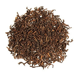 Pu'Erh 2014 (Cooked) - Dark Tea from China Tandem Tea Company Leaves