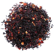 Garden District - Hibiscus, Peppermint, Rose Loose Leaf Herbal Tea Blend