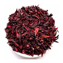 Hibiscus Tisane | Organic Herbal Tea Tandem Tea Company Leaves