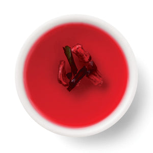 Hibiscus Tisane | Organic Herbal Tea Tandem Tea Company Liquor