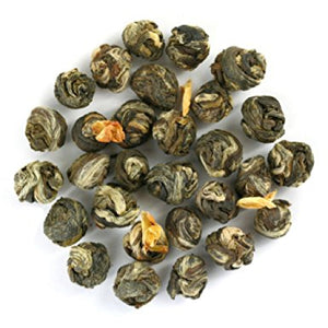 Jasmine Dragon Pearl - Organic Loose Leaf Green Tea from China
