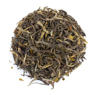 Pu'Erh Bu Lang 2013 (Raw) - Dark Tea from China Tandem Tea Company Leaves