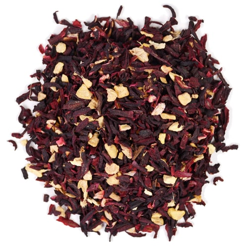 Spiced Hibiscus | Organic Loose Leaf Herbal Tea Blend