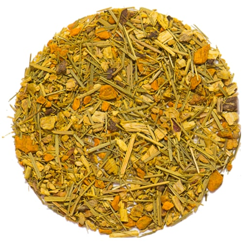 Turmeric Ginger | Loose Leaf Herbal Tea Blend