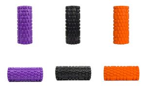Foam-Rollers for Muscles Exercise and Myofascial Massage , Tension Release, Pilates & Yoga-3 colors