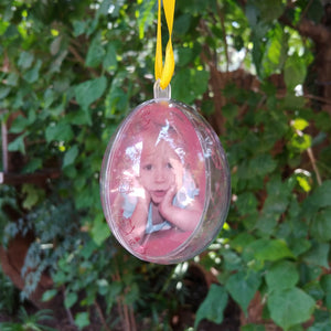 Personalised Photo-Easter egg