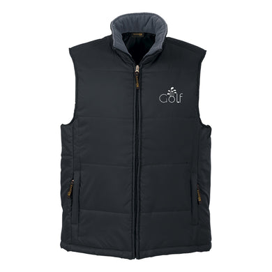 Personalised Body Warmer - Gents