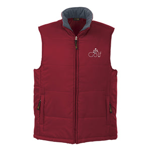 Body warmer - Gents. 'Dry-Mac' type