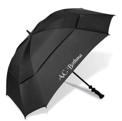 Personalised Golf Umbrella - Gary Player Square