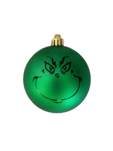 Grinch bauble