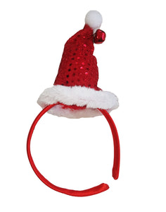 Christmas headband. Adults and children and pets