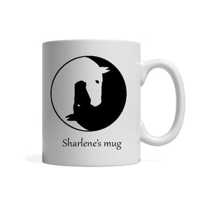 Personalised Mug - HORSE YIN AND YANG