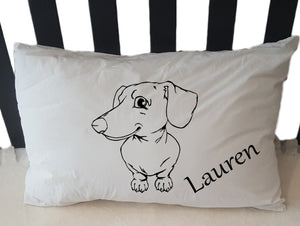 Personalised Pillowcase - DAXIE image
