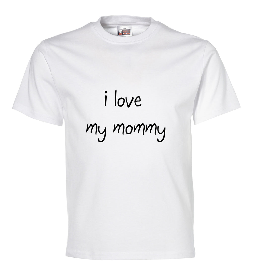 Personalised t-shirt KIDDIES