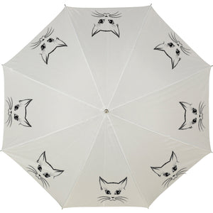 Personalised Umbrella with Cat image