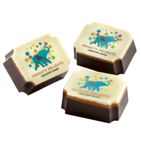 KNIGHTS DELIGHTS LOGO (Box of 6, 9, 12 or 18)
