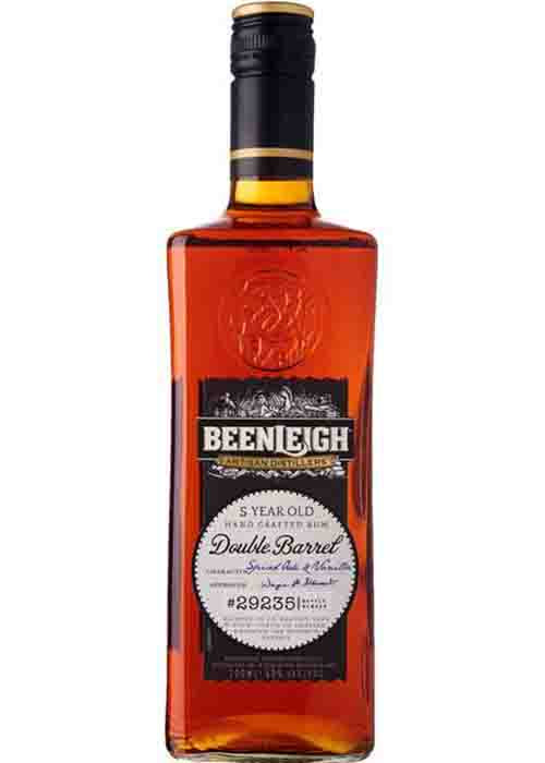 BEENLEIGH 5 Year Double Barrel Dark Rum (Voted Best Australian Rum)