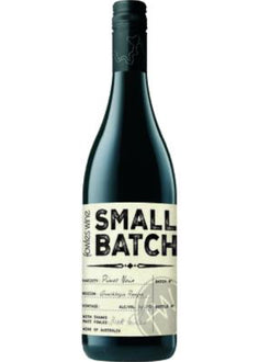 SMALL BATCH 1 Pinot Noir