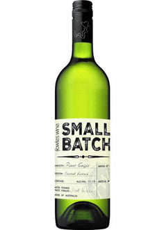 SMALL BATCH Pinot Grigio