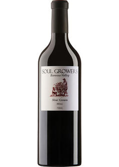SOUL GROWERS Slow Grown Shiraz 2016