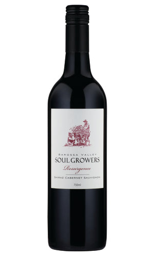 SOUL GROWERS Resurgence Shiraz Cabernet