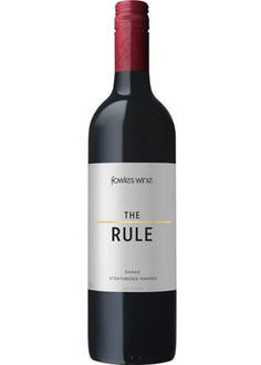 THE RULE Shiraz 2016