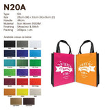 IPN 20A | Non Woven 90gsm | Stitch | A4 Size | Printing |
