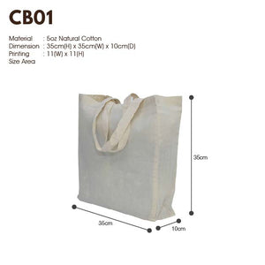 MGCB 01 | Canvas 5oz  | Stitch | A3 Size | Plain | - EWC WAWASAN ENTERPRISE