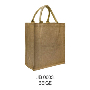 Empty bag | Ready Stock | Laminated Jute | Stitch | A3 Size | Potrait | - EWC WAWASAN ENTERPRISE