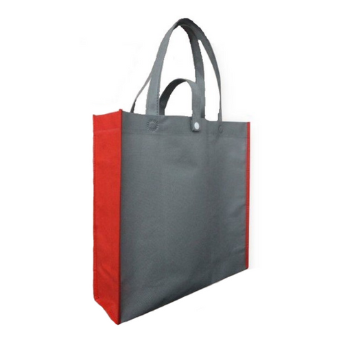 Non Woven Stitch Bag A3 Size 90 gsm with Foldable Strap