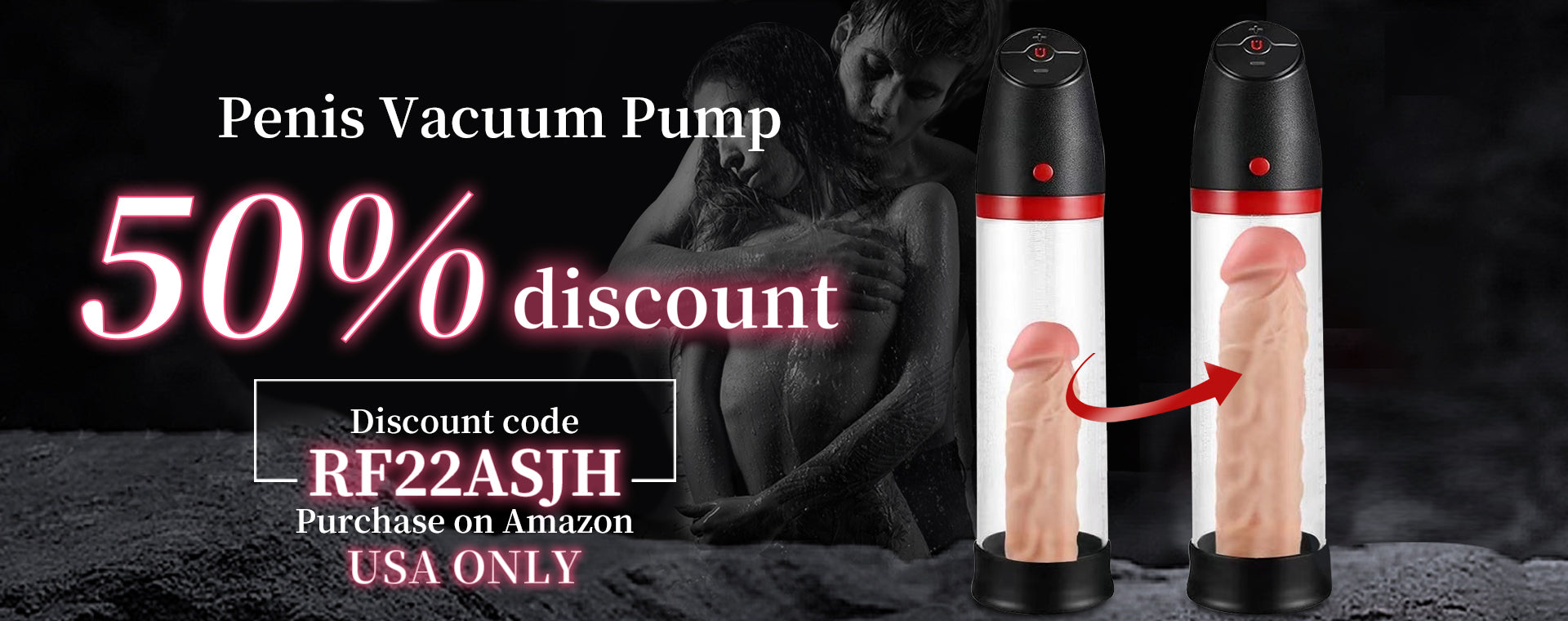 Utimi 50%off discount sale pennis vacuum pump sex toys